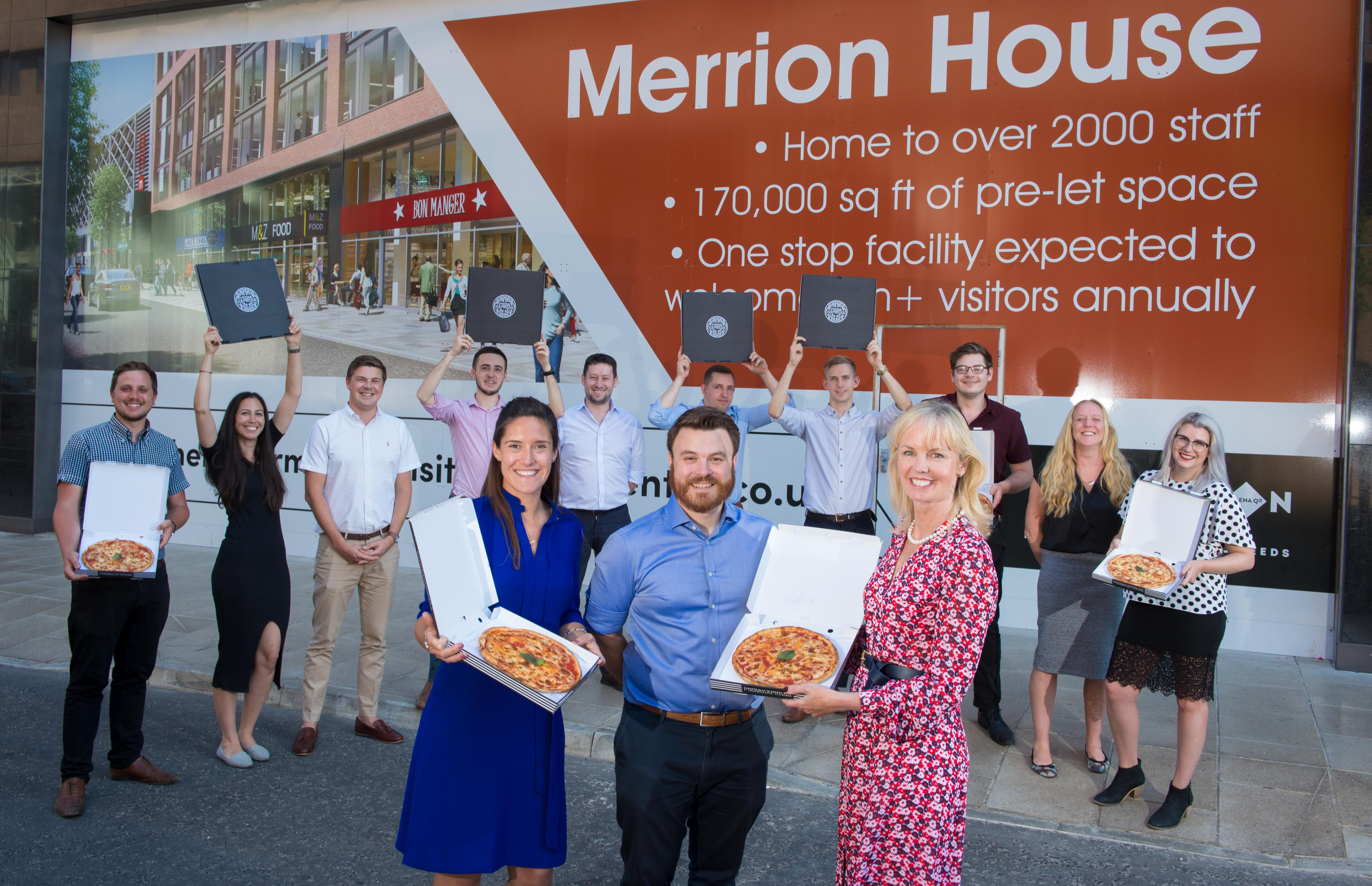 New Arena Quarter Eatery To Take A Pizza The Action At The