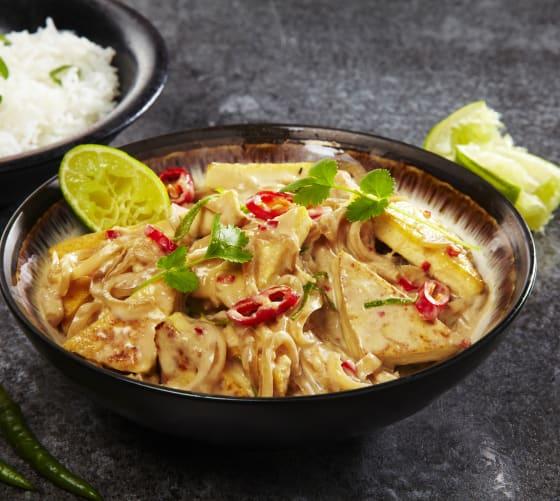 Indonesian Kicap Tofu