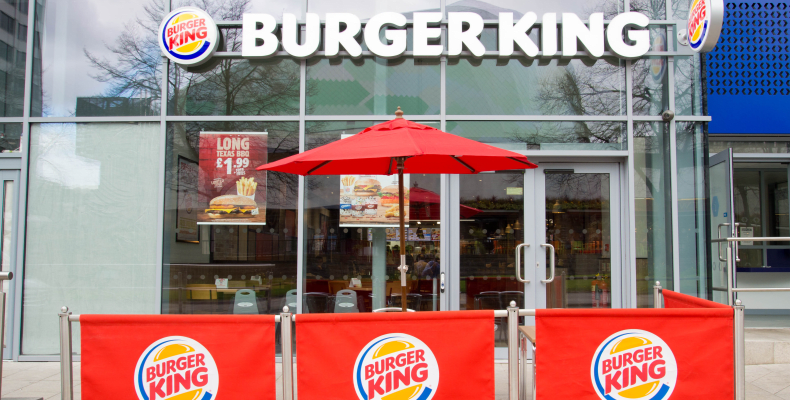 Burger King Merrion Centre