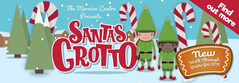 Santas Grotto 2019
