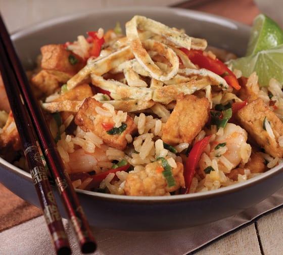 Nasi Goreng dish