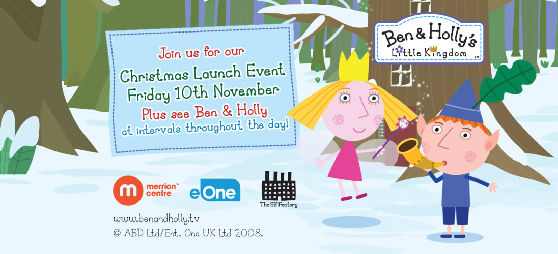 events - Ben And Holly Christmas
