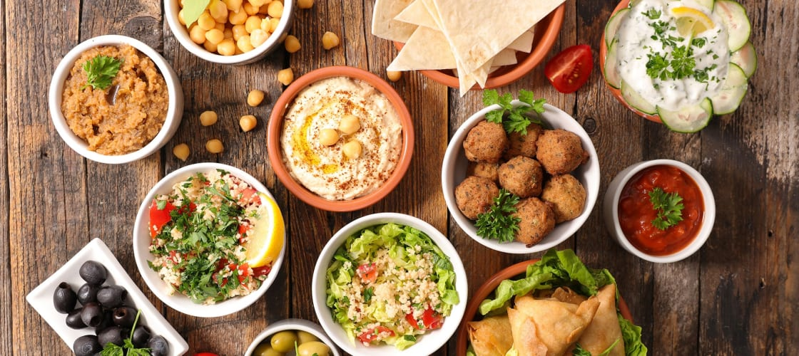 Cauldron Foods Falafel