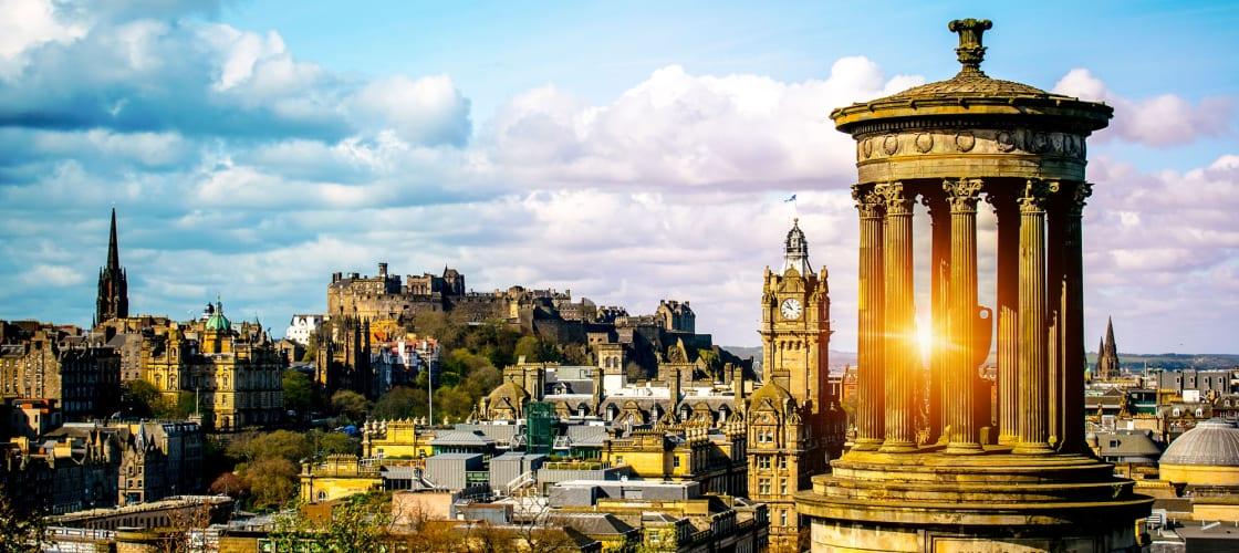 British Street Food Awards in Edinburgh