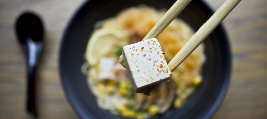 Nutritional benefits of tofu