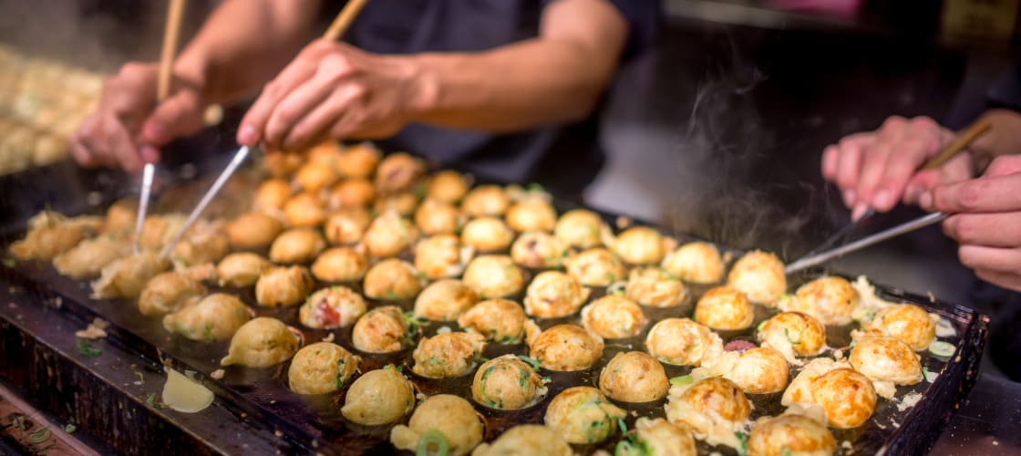 What happened to Japanese Street Food?