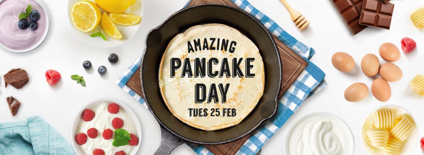 Aldi Pancake Day