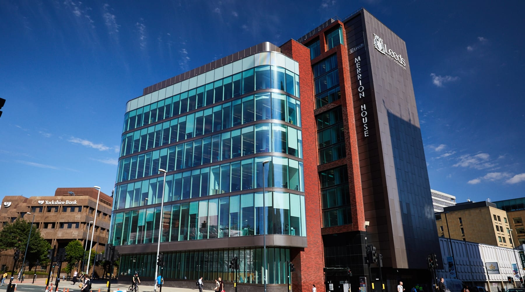 Agreement Reached To Re Finance Merrion House Town Centre Securities