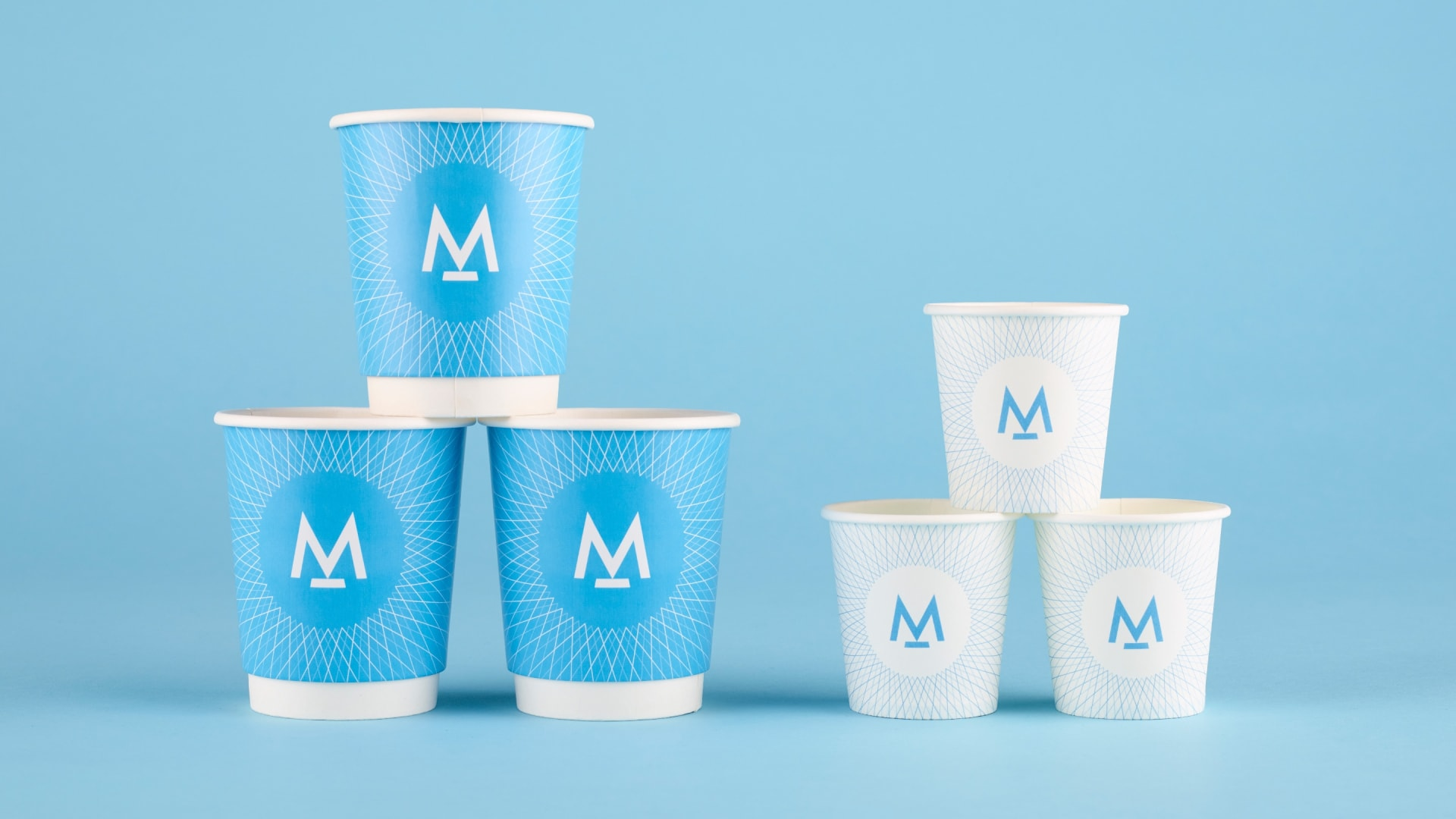 Modern Standard coffee cups