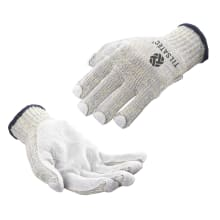 37-6630 cut resistant level F leather palm glove