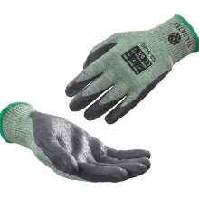 53-5420 cut resistant level E foam nitrile glove
