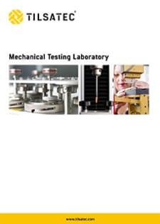 tilsatec mechanical testing laboratory brochure
