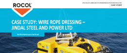 Wire Rope Dressing - JSPL
