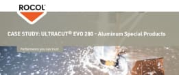 ULTRACUT EVO 280 – Aluminum Special Products