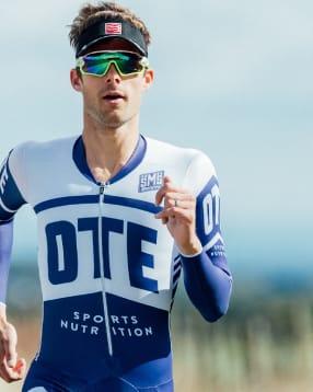 OTE brand identity race apparel