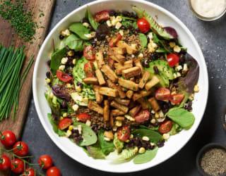 Vegan Cobb Salad Bowl