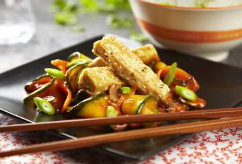 Tofu Ddukbokki