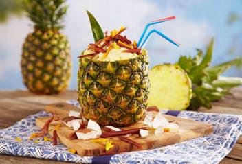 Tofu Pineapple Crush