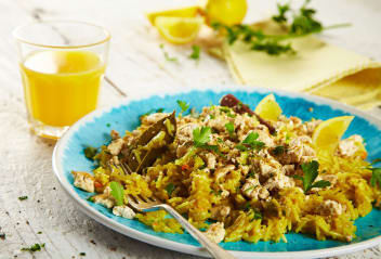 Tofu Kedgeree
