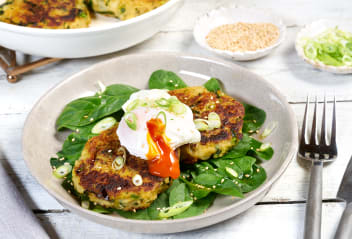 Falafel Bubble and Squeak