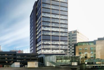 Tcs Submits Planning Application For New Merrion Centre Office
