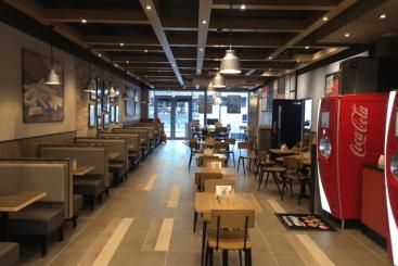 burger king merrion centre. Black Bedroom Furniture Sets. Home Design Ideas