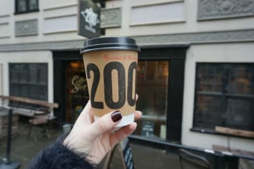200 Degrees Coffee in Nottingham
