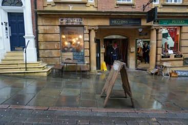 Cartwheel Coffee and Roastery in Nottingham