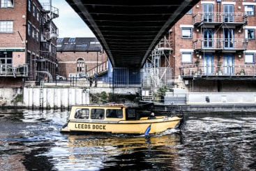 The Water Taxi in Leeds