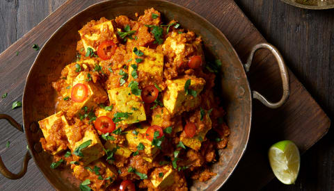 Tofu Rogan Josh