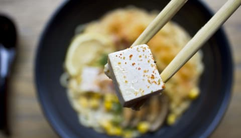 Nutritional benefits of tofu