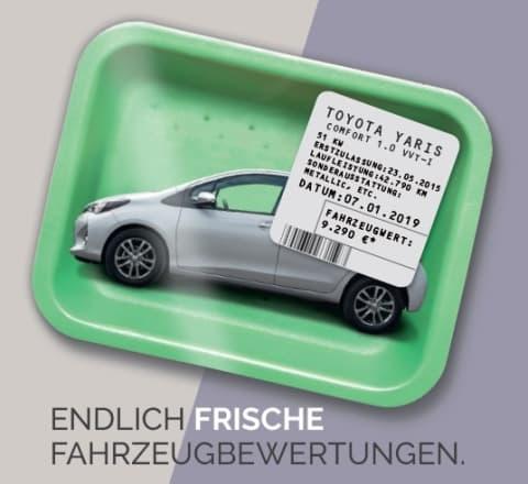 Cap car values – die Zukunft der Fahrzeugbewertung  Das ist revolutionär für den deutschen Markt: Digitale und marktnahe Werte in Echtzeit.
