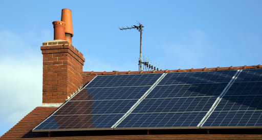 Solar power growing in popularity