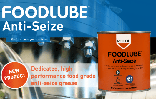 New ROCOL grease boosts equipment performance   ROCOL®