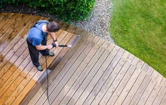 How To Clean Decking Rocol