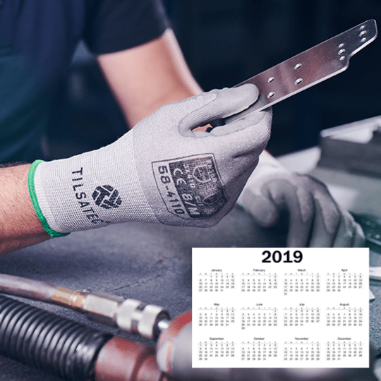 3 reasons to review your hand protection for 2019 blog thumbnail