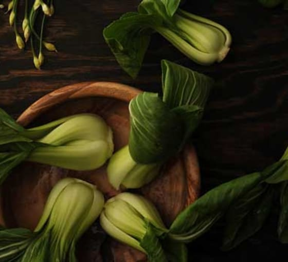 How To Prepare & Cook Pak Choi
