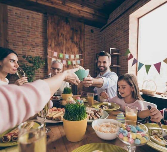 Cauldron Easter Food ideas