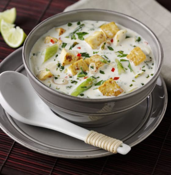Gill's Spicy Thai Soup