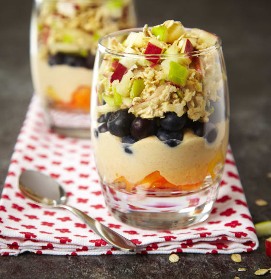 Brazilian Inspired Bircher