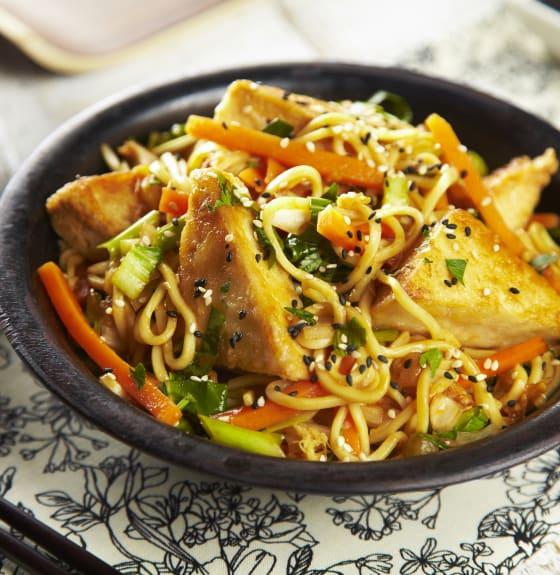 Yakisoba Style Noodles
