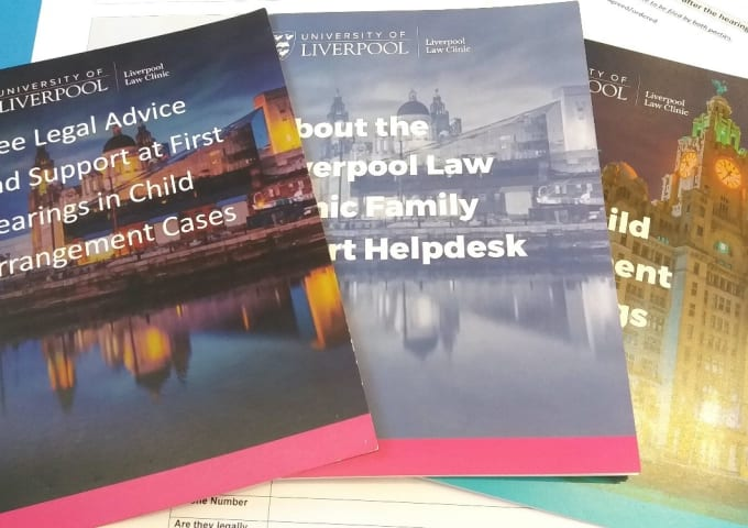 Law text books that Fiona from IconInc, the Ascent, uses for her work experience placement.