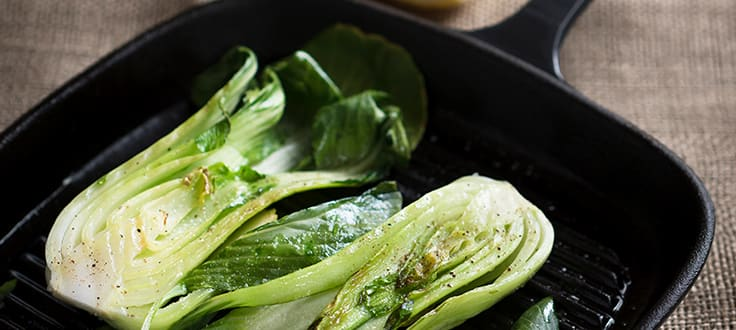 How to cook & Prepare Pak Choi
