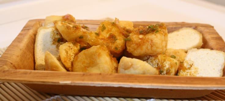 fried Cauldron Organic Tofu