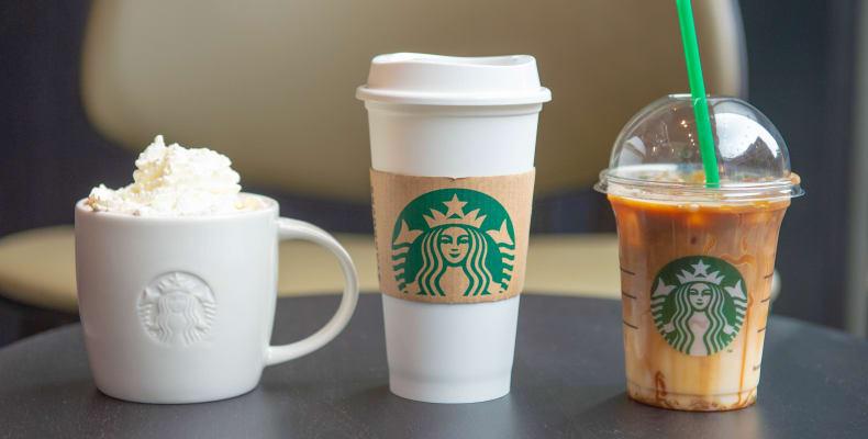 Starbucks Merrion Centre