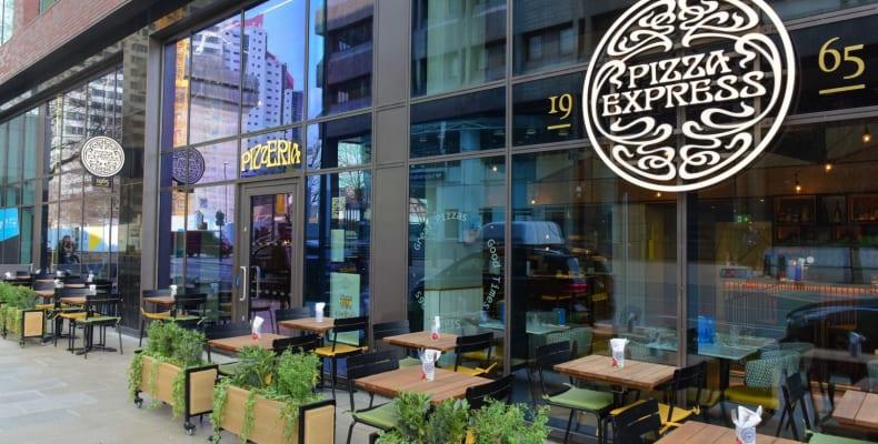 Pizzaexpress Merrion Centre
