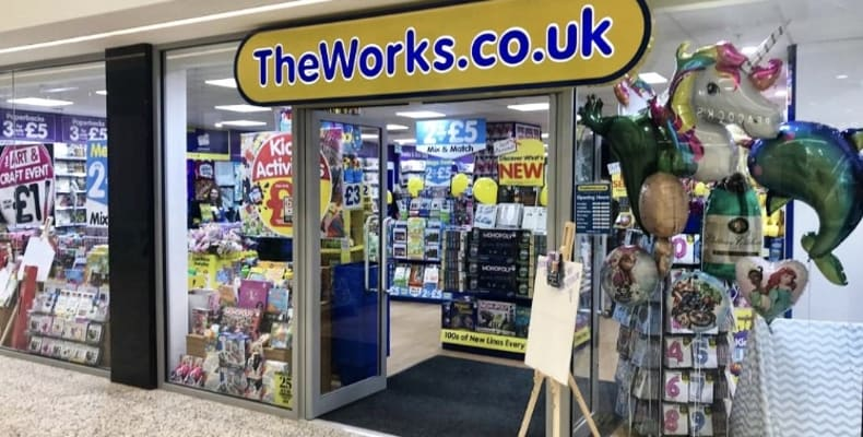 The Works Merrion Centre