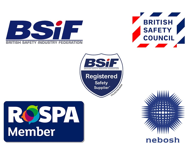 collecting of safety membership logos