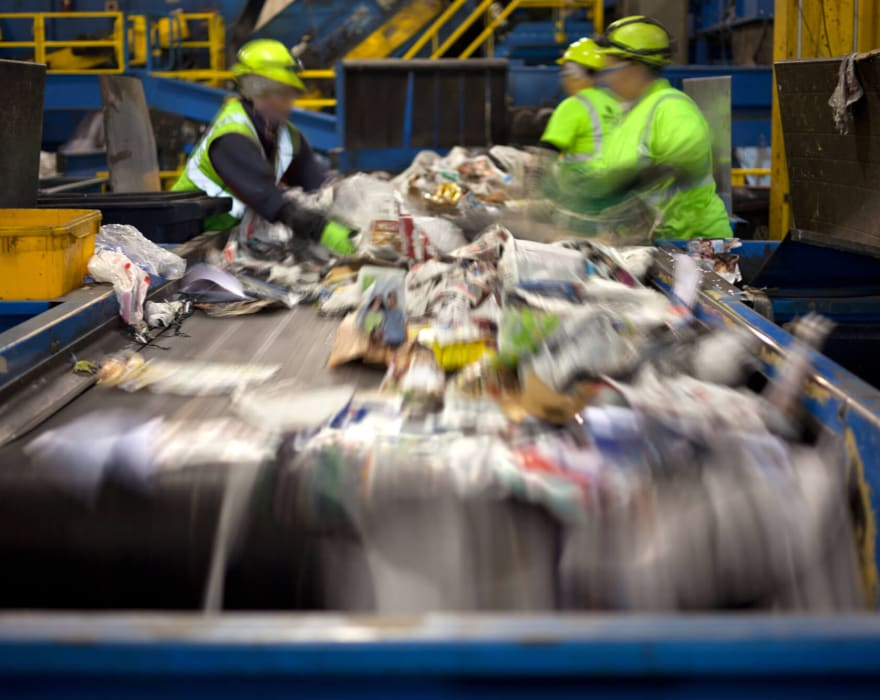 waste industry